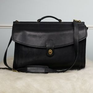 Coach Briefcase Messenger bag No 001-2141